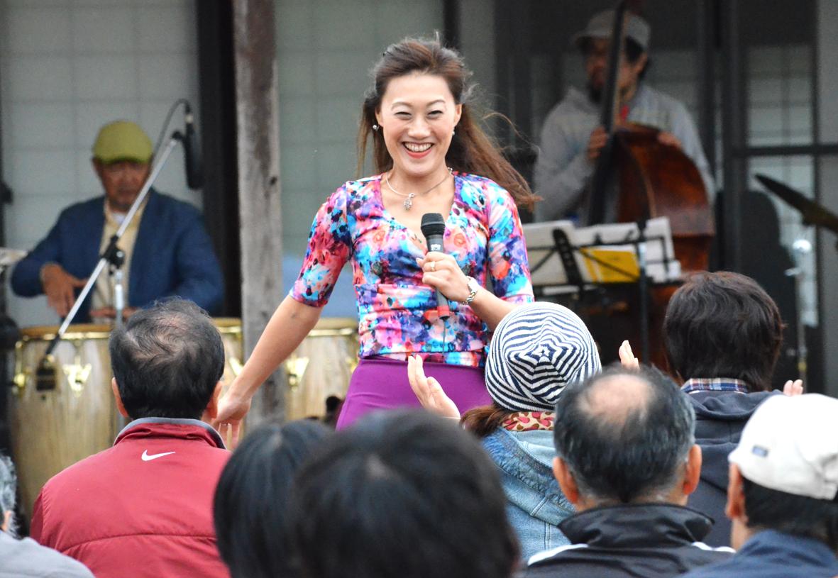 【御礼】ソレイユ主催・伊那谷サラウンドJAZZ in ごんべえ邑2016 無事終了しました。